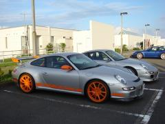 "P.C.O.S""Yさん""のGT3RS"