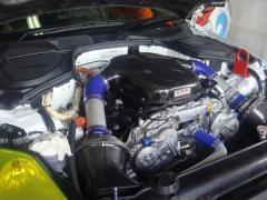 Zの揺れていないエンジン